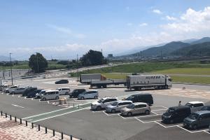 車中泊駐車場