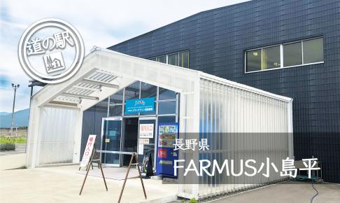 長野県道の駅FARMUS小島平