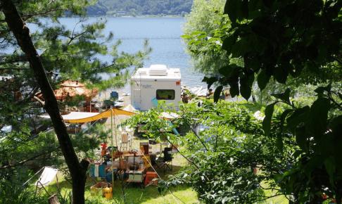 富士五湖キャンプヴィレッジGNOME