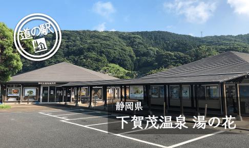 静岡県道の駅下賀茂温泉