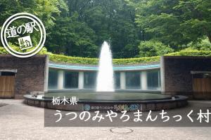 栃木県道の駅うつのみやろまんちっく村
