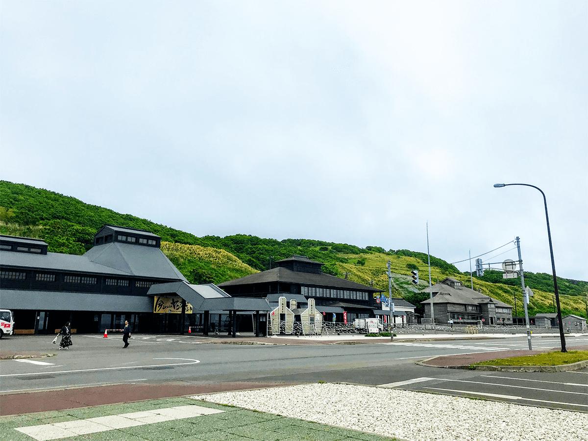 道の駅おびら鰊番屋