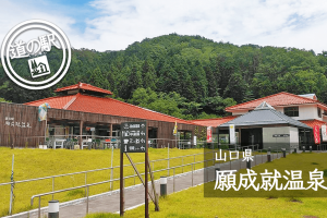山口県道の駅願成就温泉