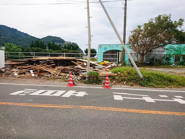 千葉台風災害