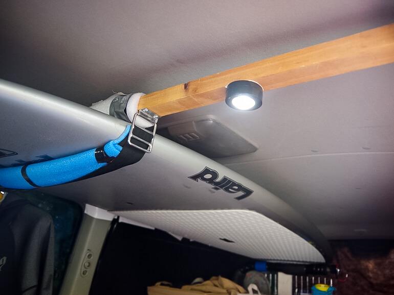 サーフボード ライト