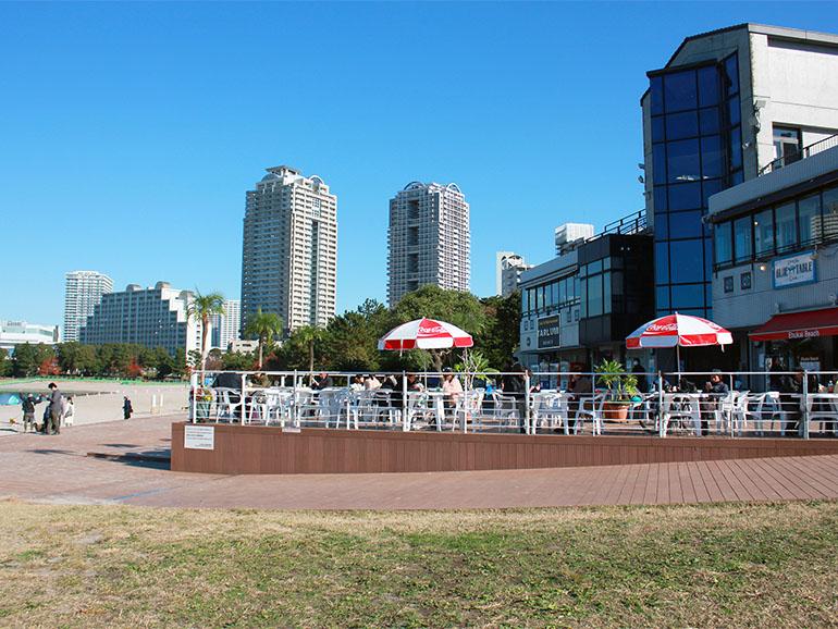 お台場海浜公園 マリンハウス レストラン